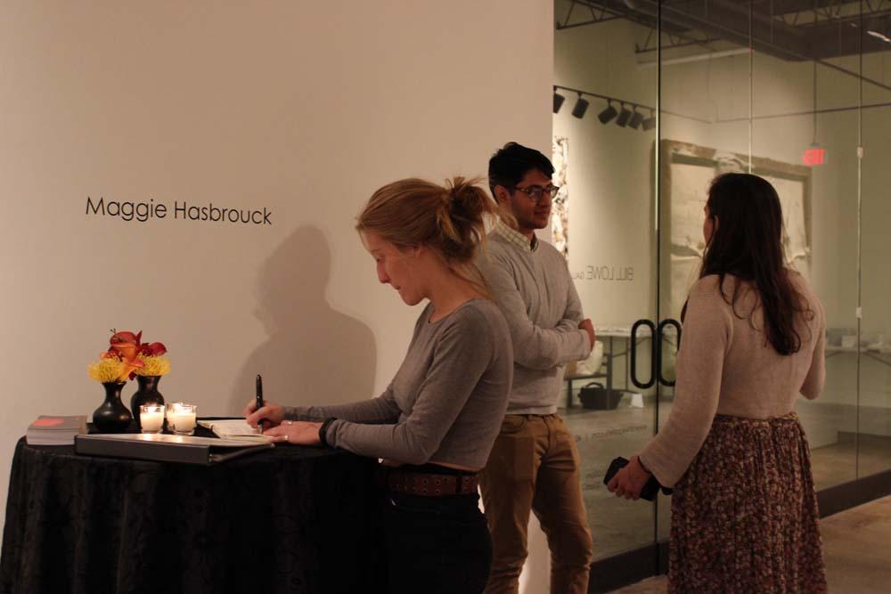 Bill Lowe Gallery Fernando Gaspar & Maggie Hasbrouck Opening Reception 24.jpg