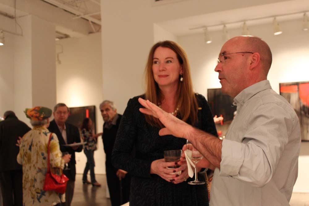 Bill Lowe Gallery Fernando Gaspar & Maggie Hasbrouck Opening Reception 31.jpg