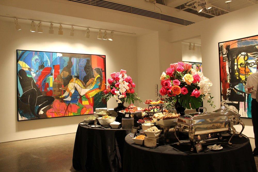 Frank Schroeder Bill Lowe Gallery Opening 3.JPG