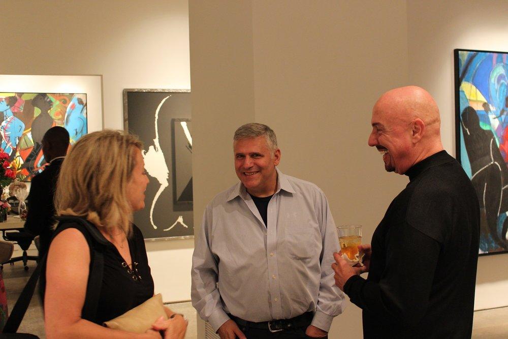 Frank Schroeder Bill Lowe Gallery Opening 7.JPG