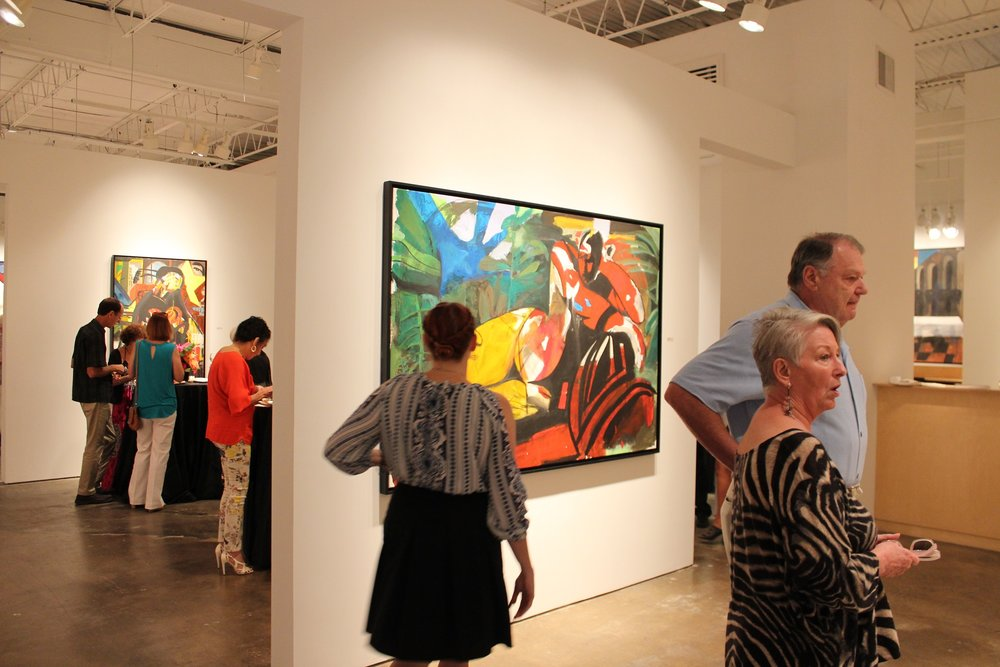 Frank Schroeder Bill Lowe Gallery Opening 10.JPG