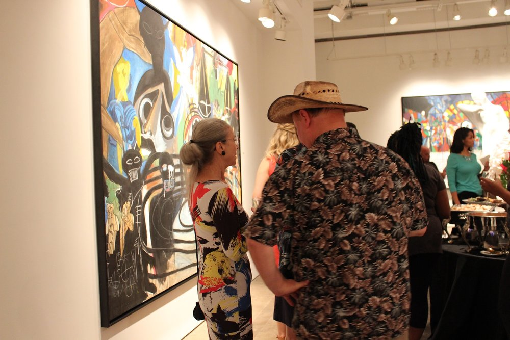 Frank Schroeder Bill Lowe Gallery Opening 15.JPG