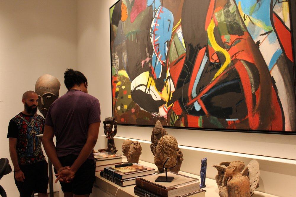 Frank Schroeder Bill Lowe Gallery Opening 18.JPG