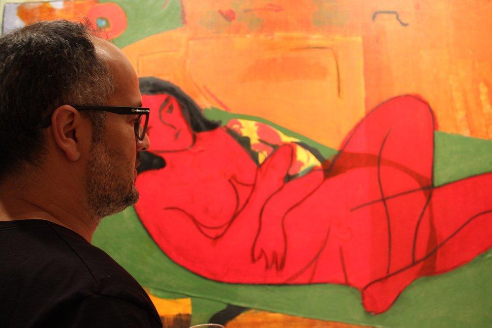Frank Schroeder Bill Lowe Gallery Opening 23.JPG