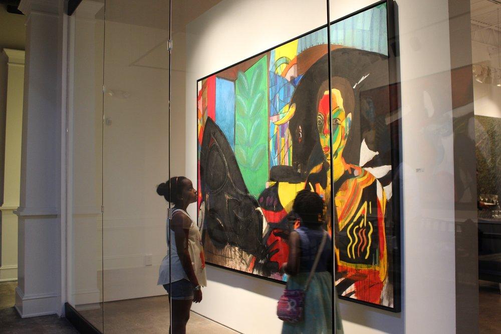 Frank Schroeder Bill Lowe Gallery Opening 31.JPG