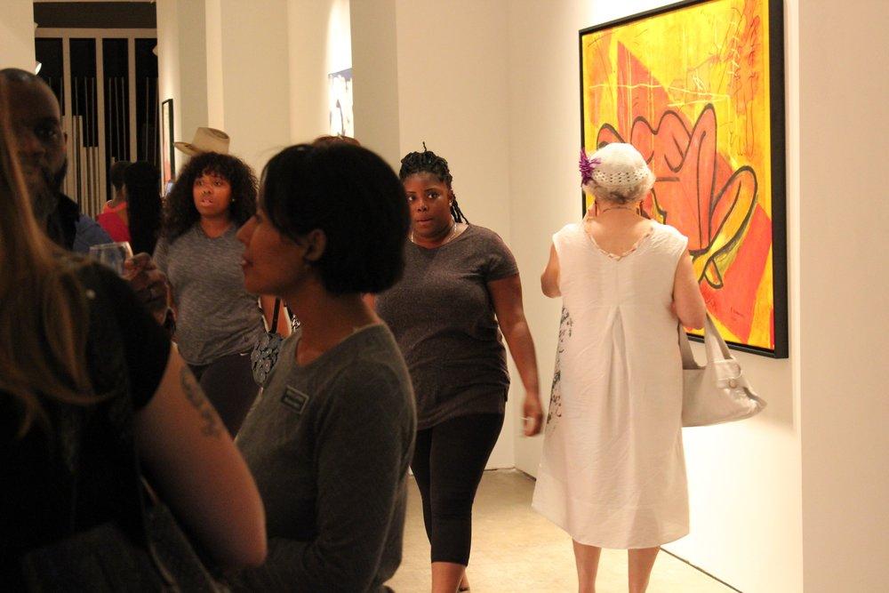 Frank Schroeder Bill Lowe Gallery Opening 34.JPG