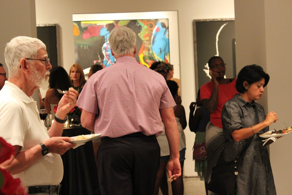 Frank Schroeder Bill Lowe Gallery Opening 37.JPG