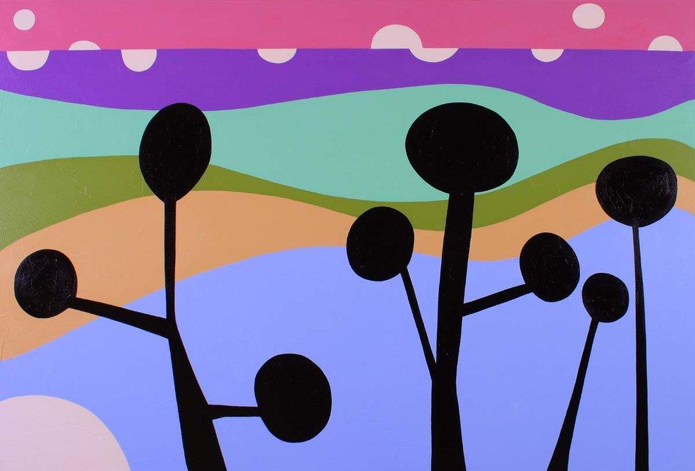 Rhythmical Allusion 2 (The Poet's Garden)