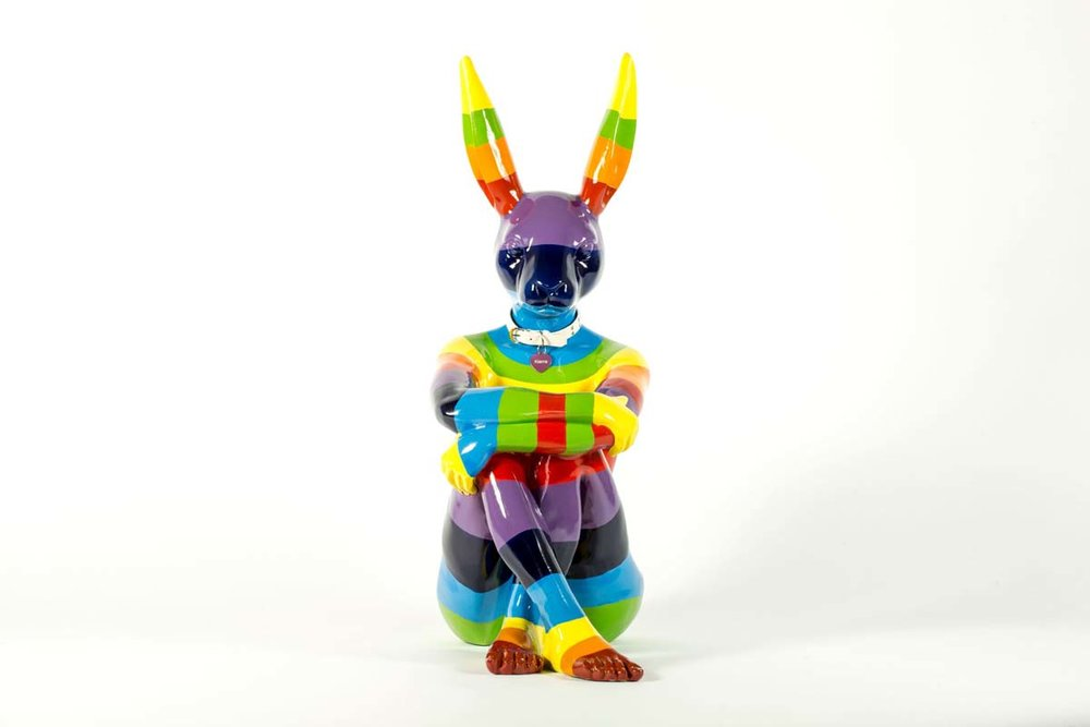 Lost Rainbow Rabbit