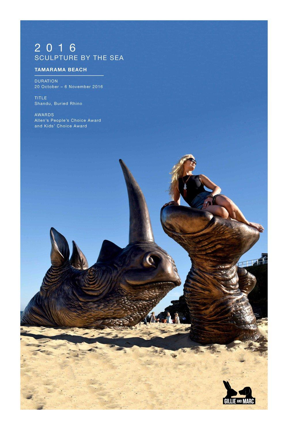 Shandu, Buried Rhino