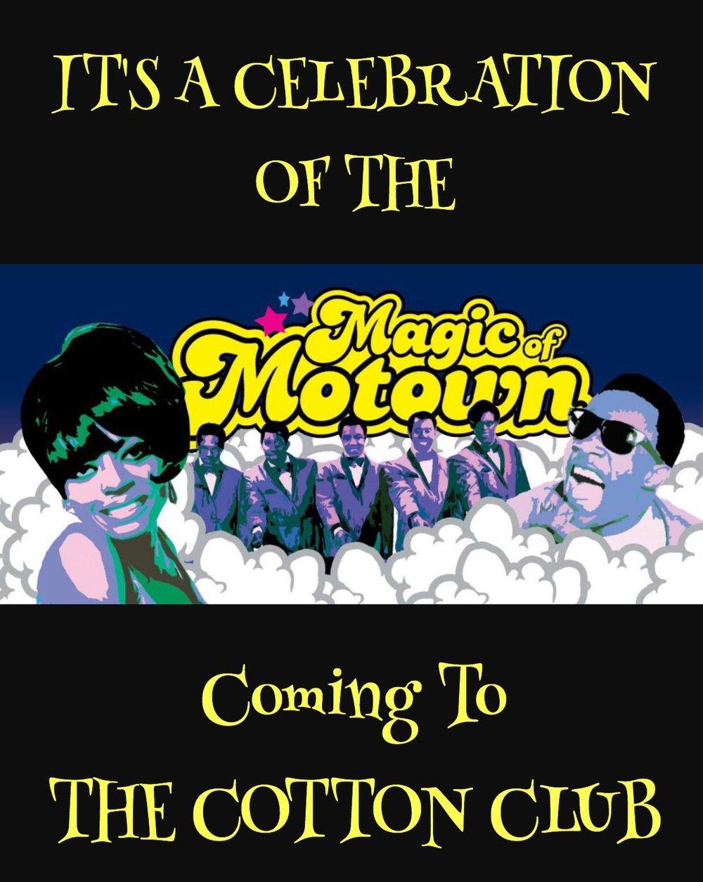 Magic of Motown is coming to Eatonton Cotton Warehouse