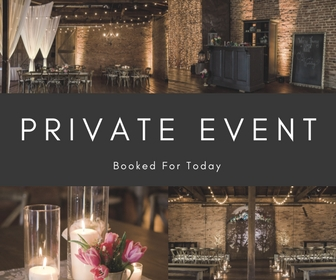 Eatonton Cotton Warehouse booked for private party