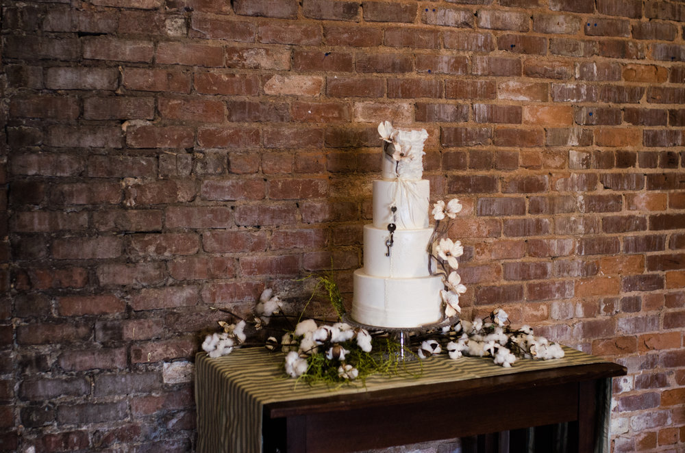 Eatonton Cotton Warehouse: Drea Weddings