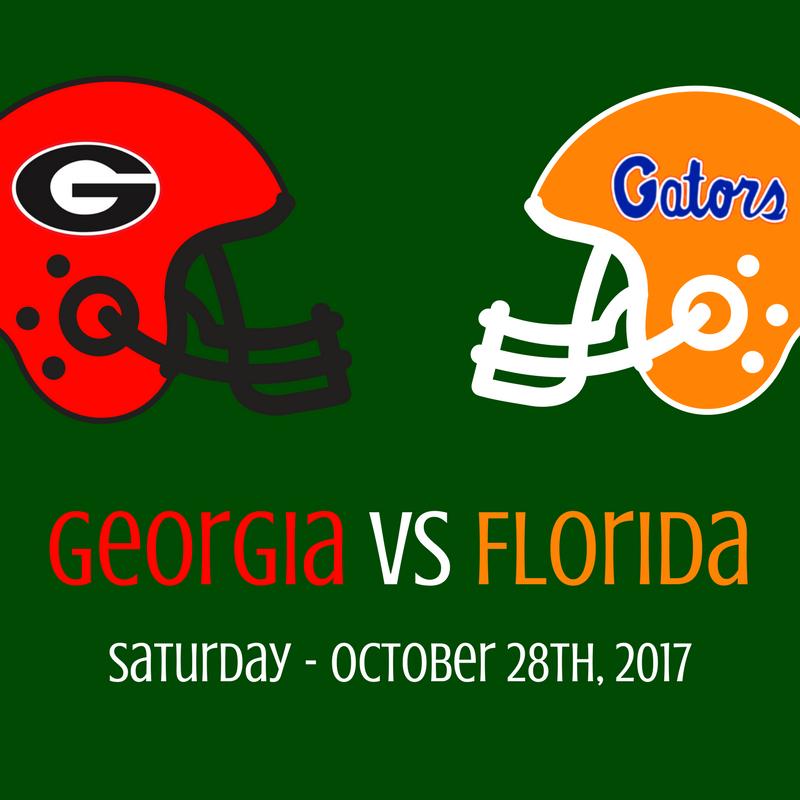 GA vs. FL 10/28/2017