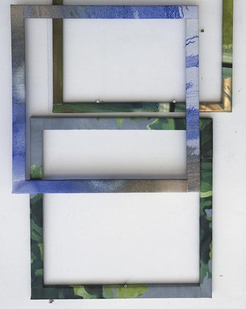 Frames — Ally McGinn