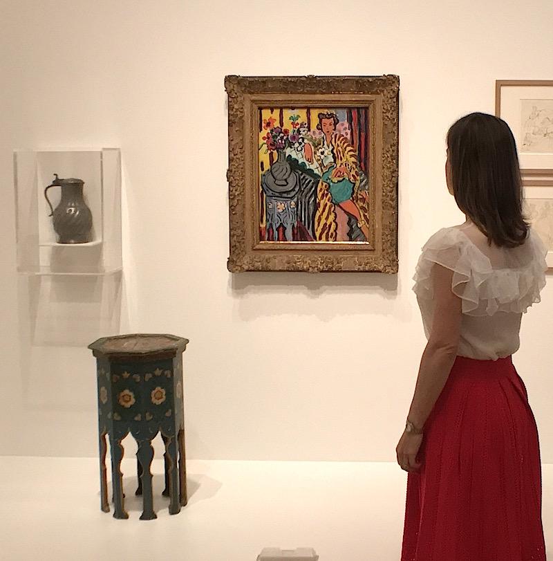 Exhibition View. Matisse.