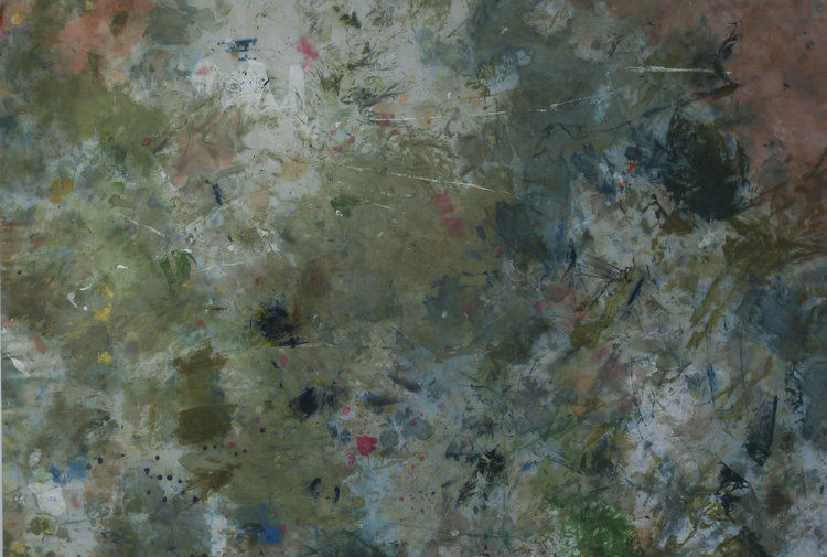 4 - Kenneally (2016) Artists rag with oil and acrylics. 134 x 91 cm.JPG