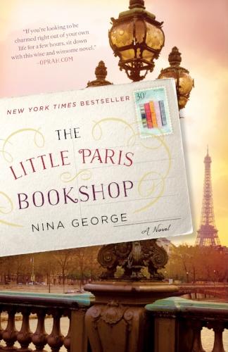 the little paris bookshop cover