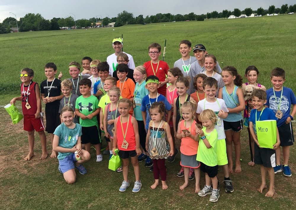 wahoo kids running club