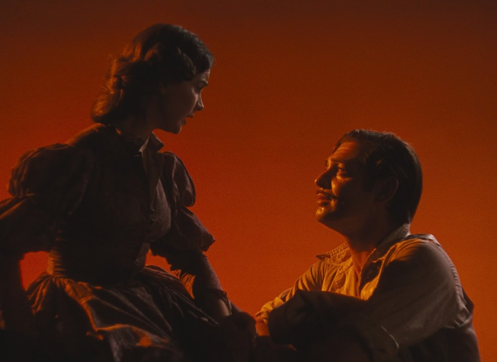 Romanticism in Gone With the Wind