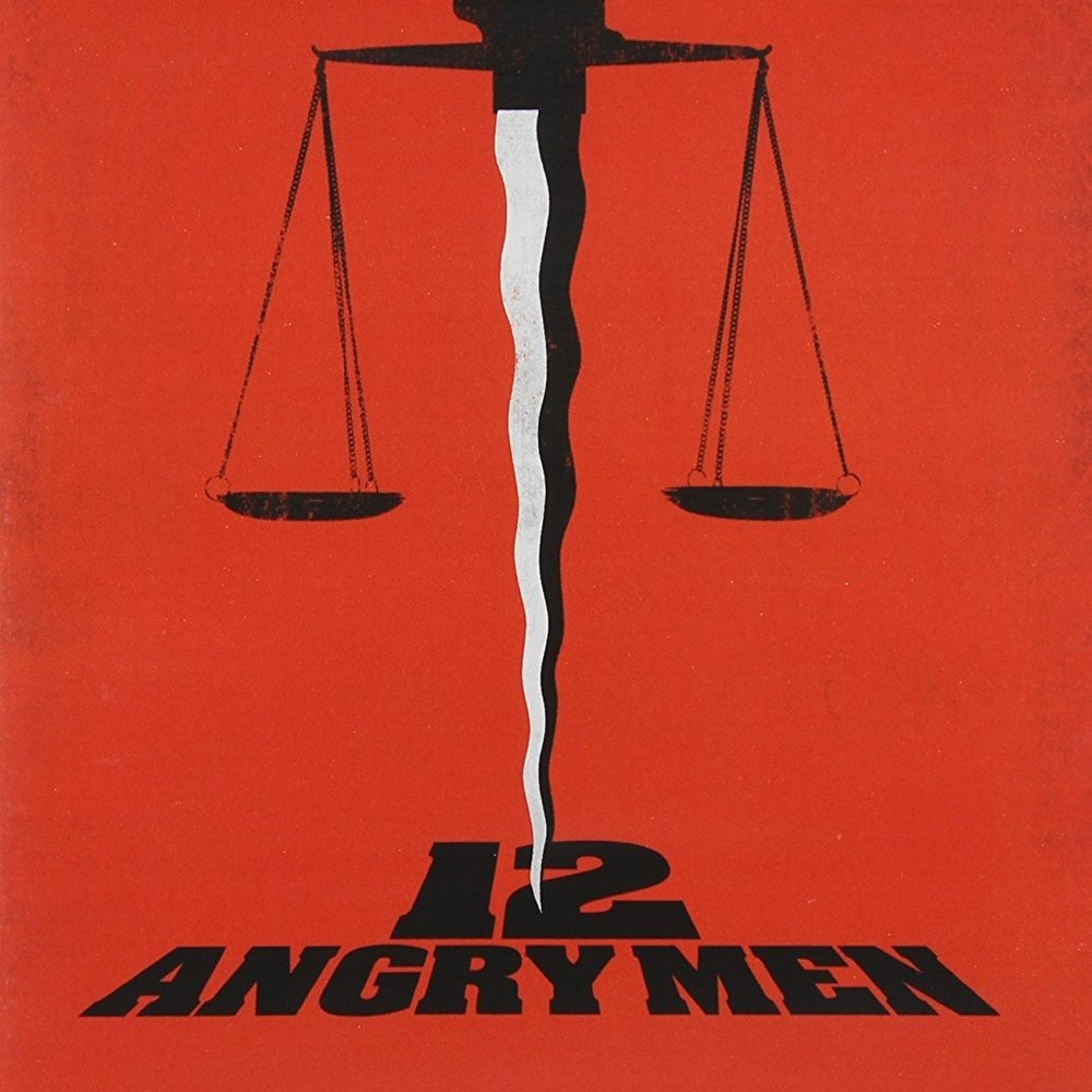 Cascades in 12 Angry Men