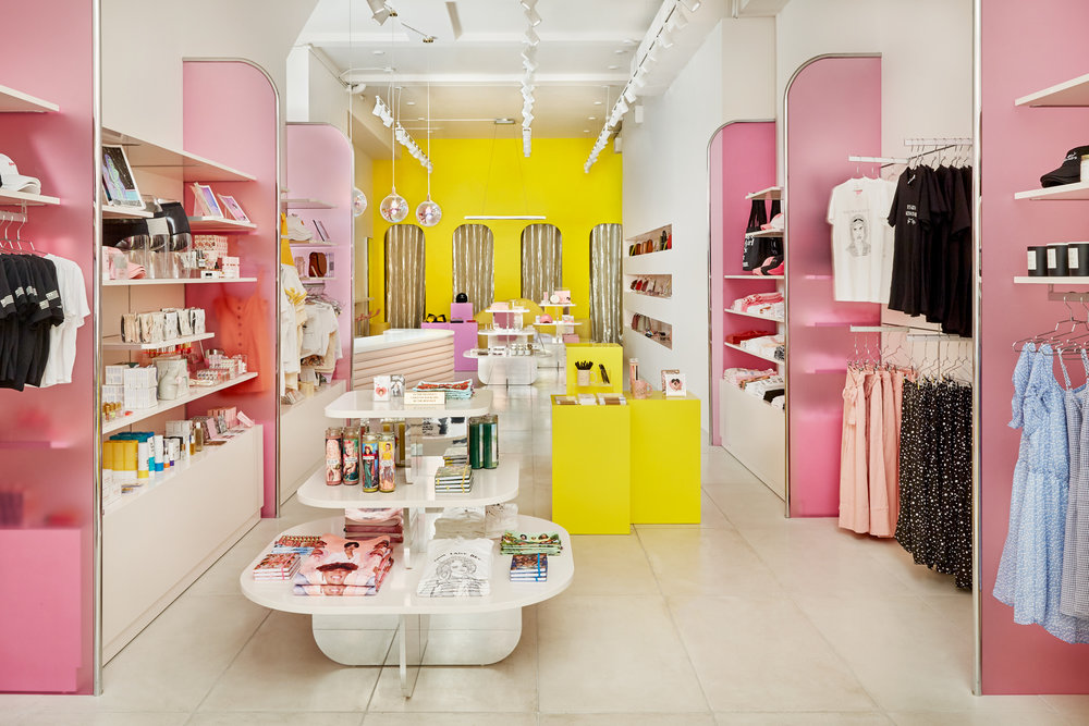 Bulletin's flagship store in Union Square. Photo by Seth Caplan courtesy of Bulletin.
