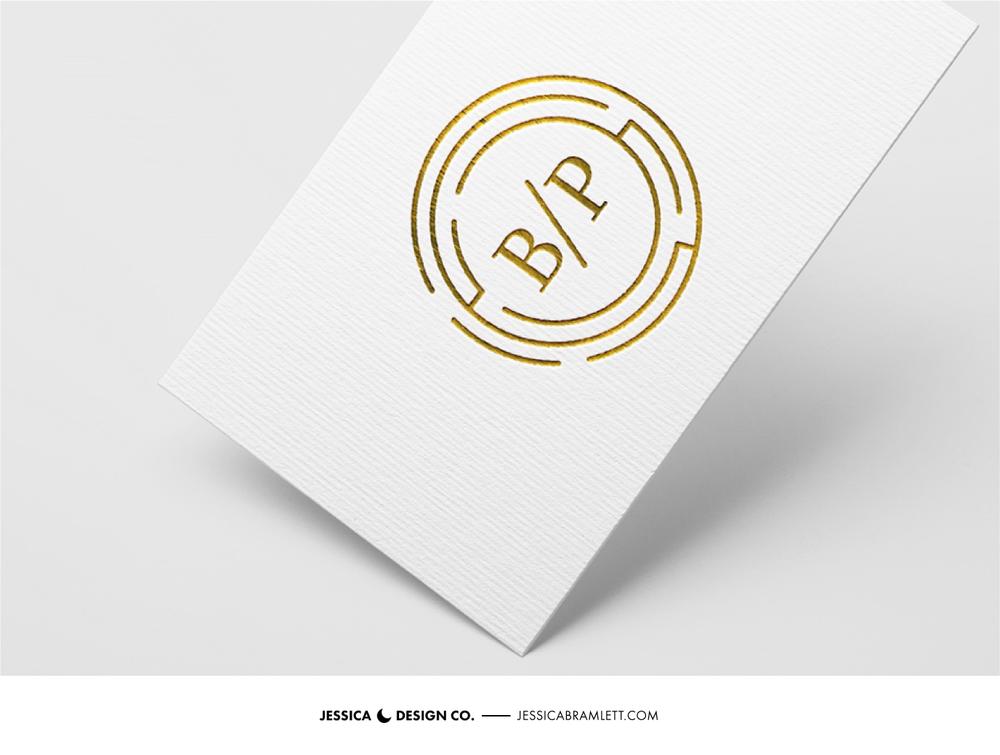 Backstory Preaching Logo and Business Card Design