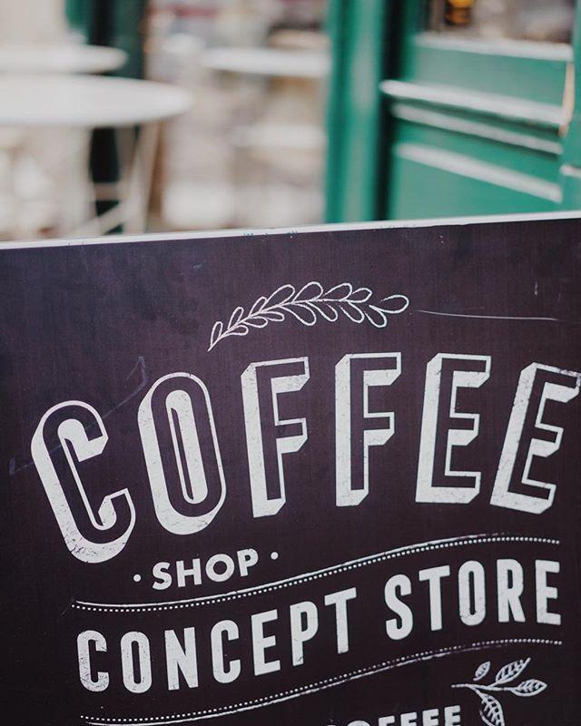 Merci encore pour ce week-end avec vous ❤️ #lespucesdesaintouen #coffeeshop #coffeetime #conceptstore #fleamarketstyle