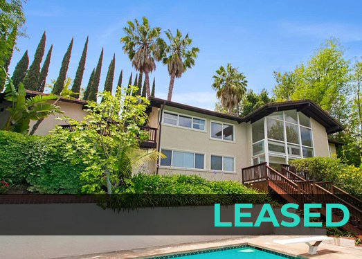 4854 Brewster Dr. | Tarzana | Leased for $72,000 Annually | July 2017