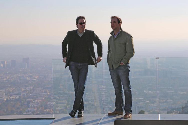 Steve and Jimmy - Partners since 2010