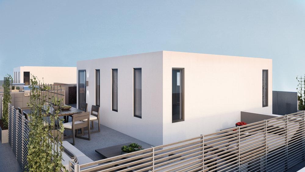 Private Rooftop Garden