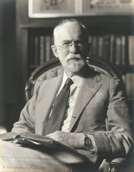 Portrait of Dwight Perkins by Helen Balfour Morrison, 1935, courtesy of Morrison-Shearer Foundation, Northbrook, Illinois