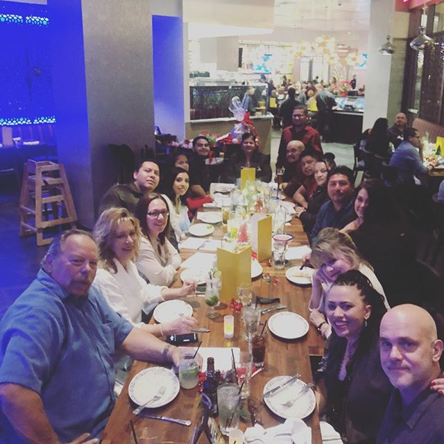❤️ wishing everyone a wonderful holiday!!!! had an amazing time getting together with all the team outside of the job sites! half of us didn't even recognize each other without machina shirts on!!!! #SuitUp  #HolidayParty #Grateful #HardWorkers  #Construction #Celebrate  #SoLong2018  #MerryHappySantaScurry 🎅🏼🤶🏼✨🌙🥂🎁🎉🎈🔨🔧🛠🔌🥳🎄