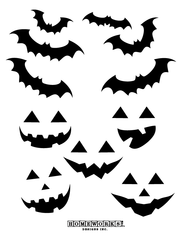 graphic about Free Printable Halloween Crafts known as Do-it-yourself Halloween Crafts Homeworks And so on Layouts