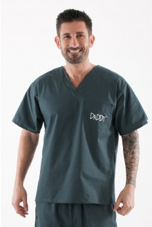 Perfect Gift for expecting Dads! Daddy Scrubs by Daddy & Co.