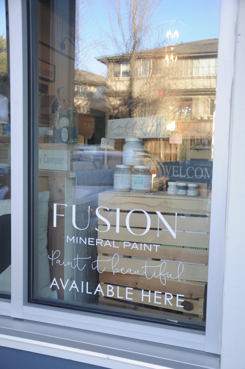 Fusion Mineral Paint sold online at HomeworksEtc.ca