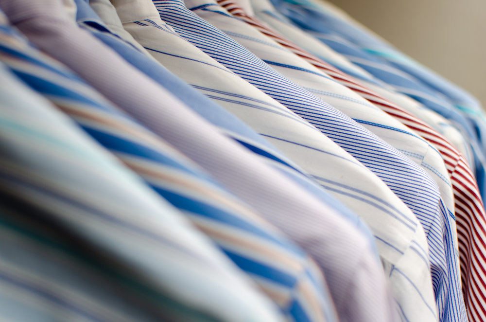 Giving your clothes the special treatment they need   CUSTOM CLEANING SERVICES    CLEANING SERVICES OFFERED