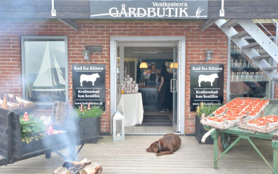 Vestkystens Gårdbutik - Enghavegård Osteri og Gårdbutik forhandler.png