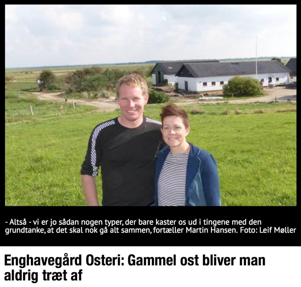 Enghavegård Osteri  Gammel ost bliver man aldrig træt af.png