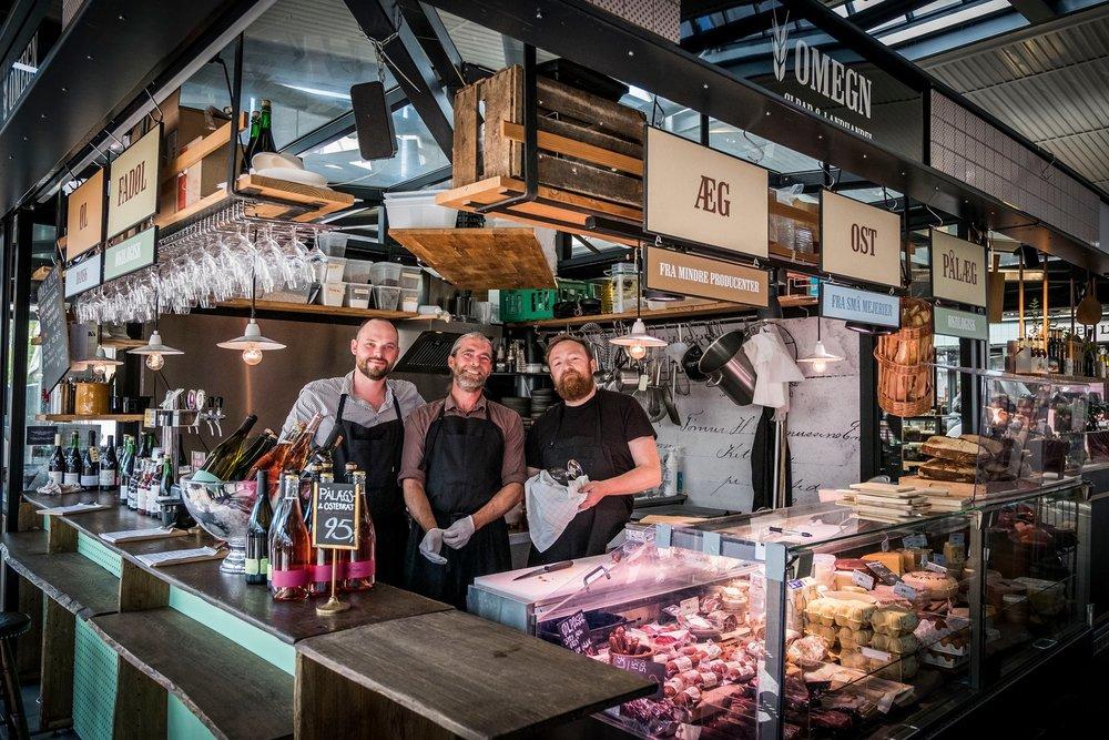Torvehallerne forhandler oste fra Enghavegård Osteri.png