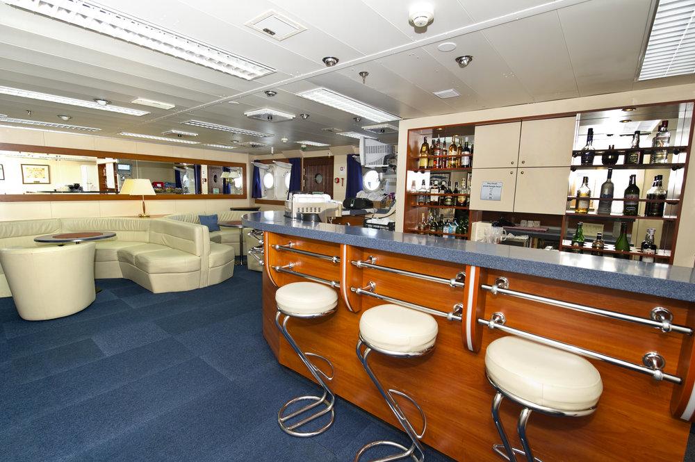 Ioffe lounge