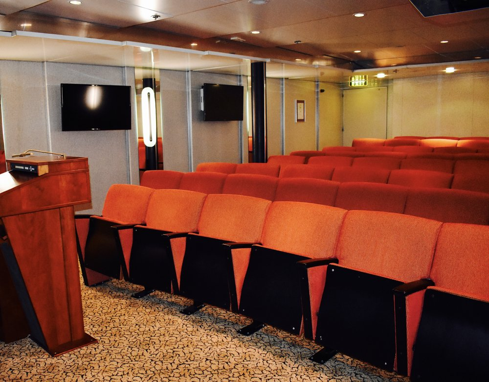 Resolute Presentation Room