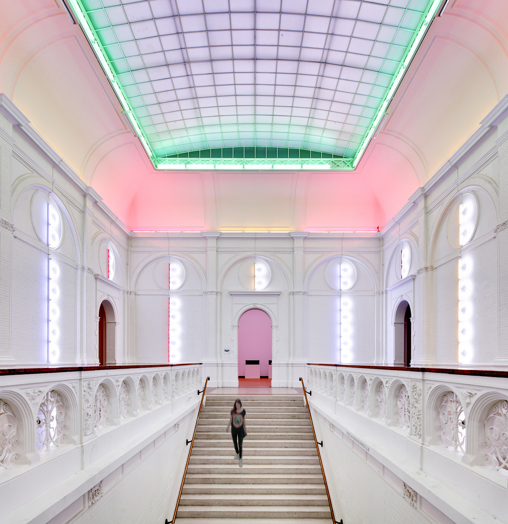 STEDELIJK MUSEUM (Modern & Contemporary Art) For the modern and art lover, I recommend you to spend a few hours in this museum. They exhibit a rich collection of art & design; and after its rennovation its one of the better ones in Europe.