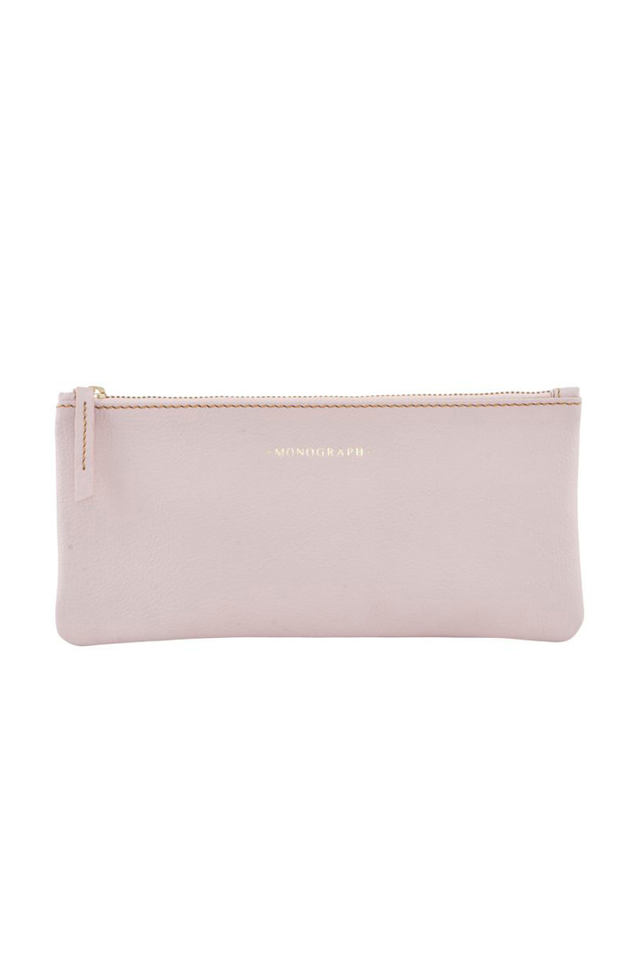 monograph pencil case  This colour is so dreamy!