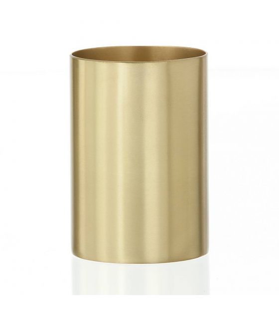 ferm living brass cup pen holder   Don't need but really want