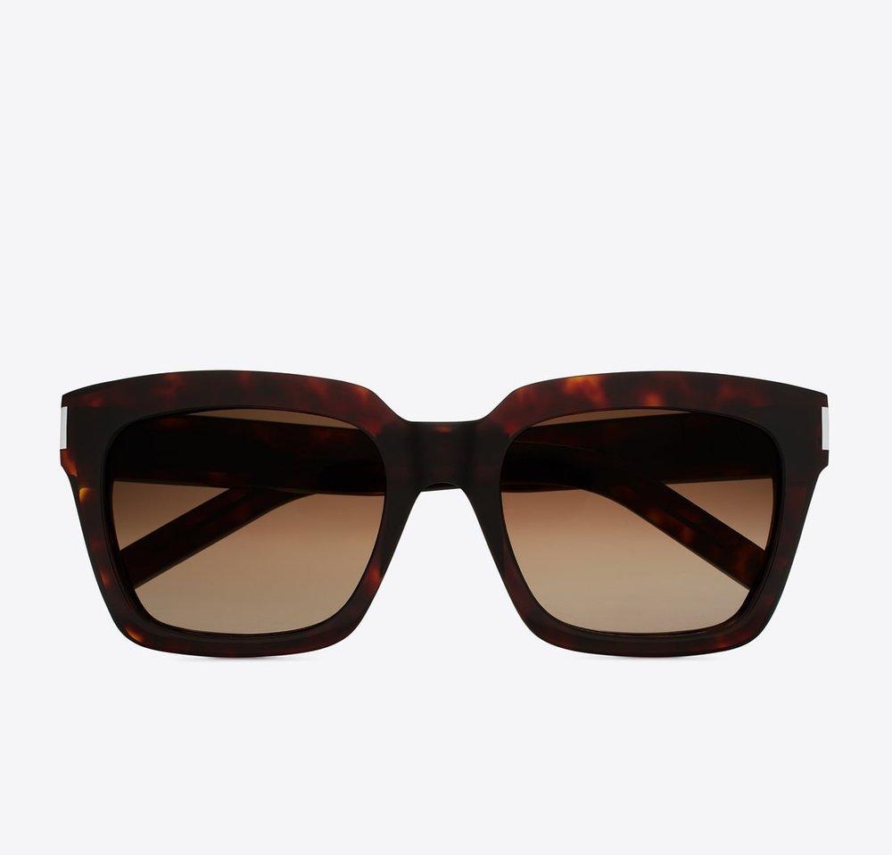 saint laurent sunglasses  Throw some shade
