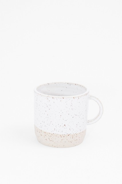 Mleko spotted mug  Love the aesthetics of this brand!
