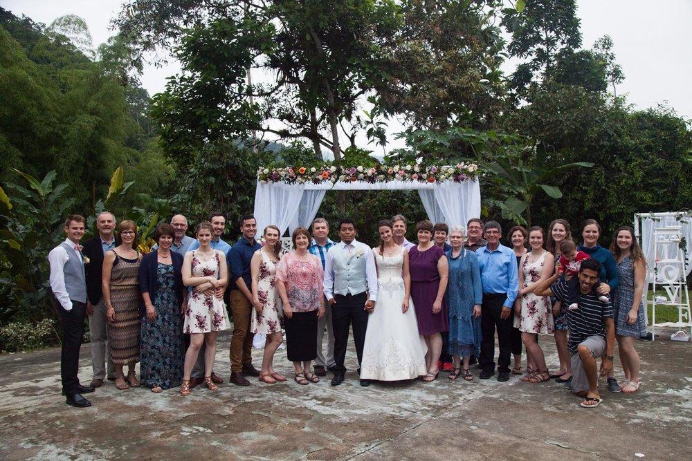 Jessenia Wedding