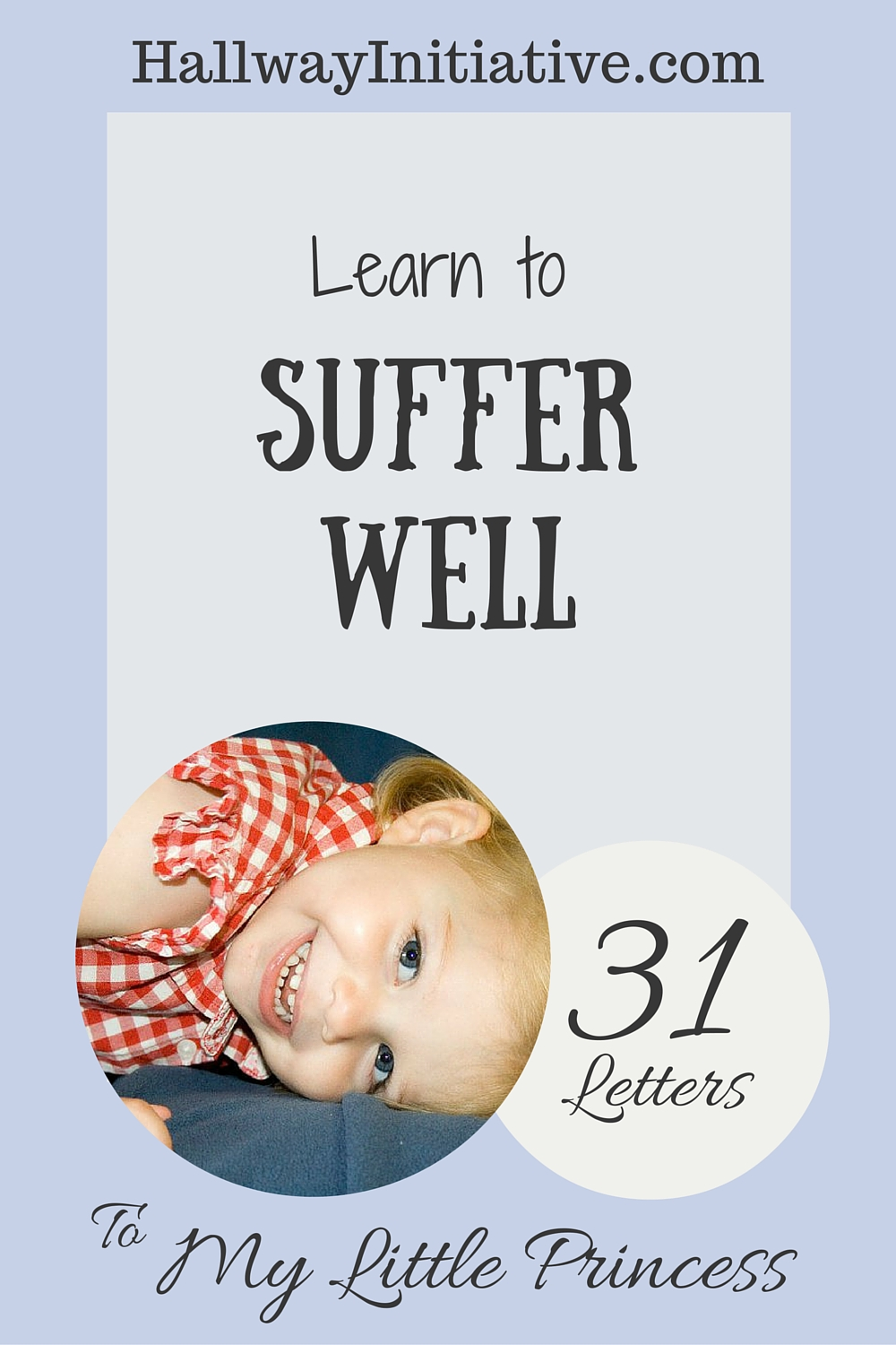 Learn to suffer well