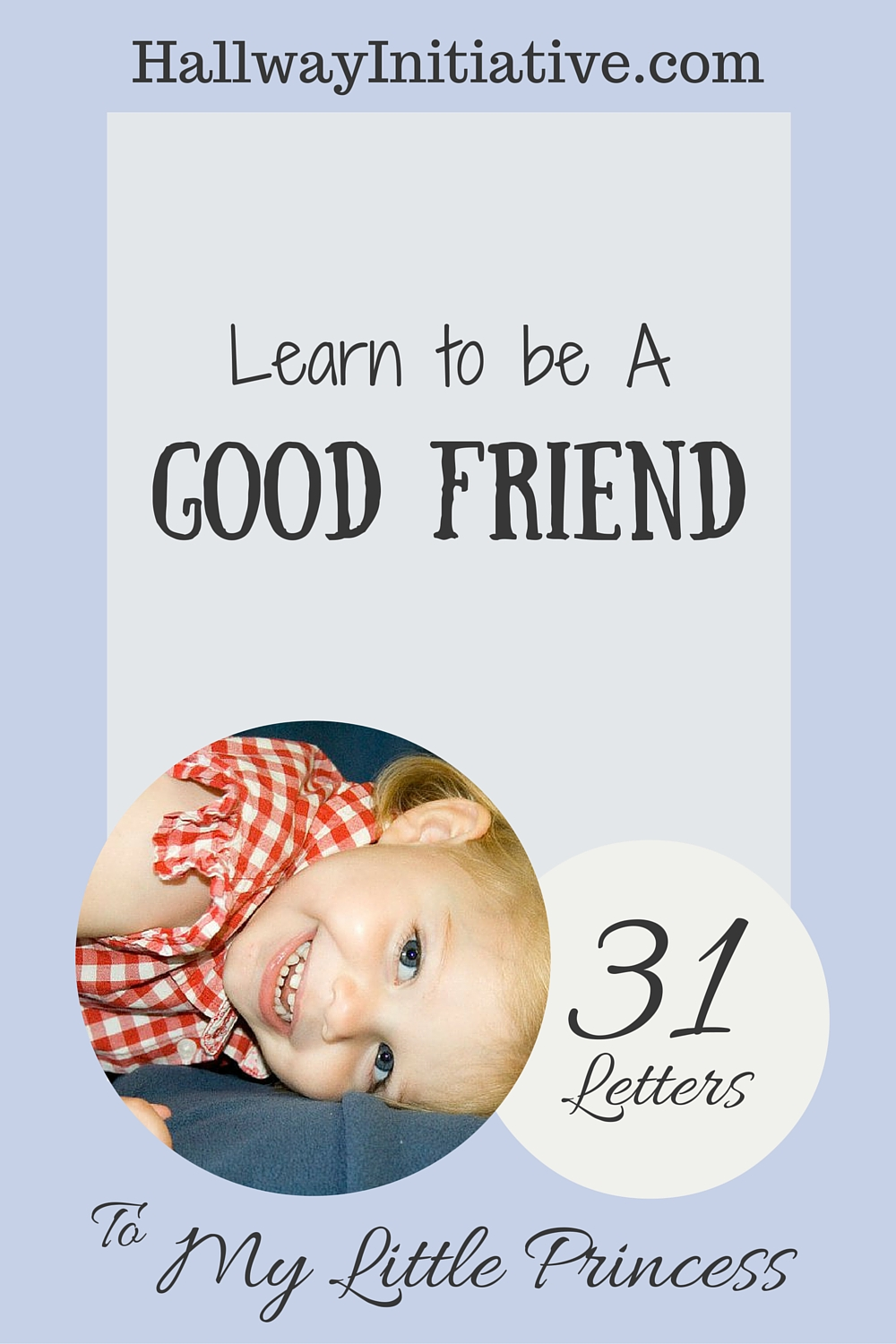 Learn to be a good friend